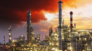 Oil indutry refinery – factory